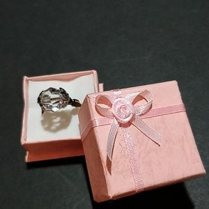 Crystal Ring Size 7